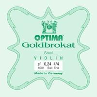 Lenzner Optima Violin strings Lenzner Optima Goldbrokat