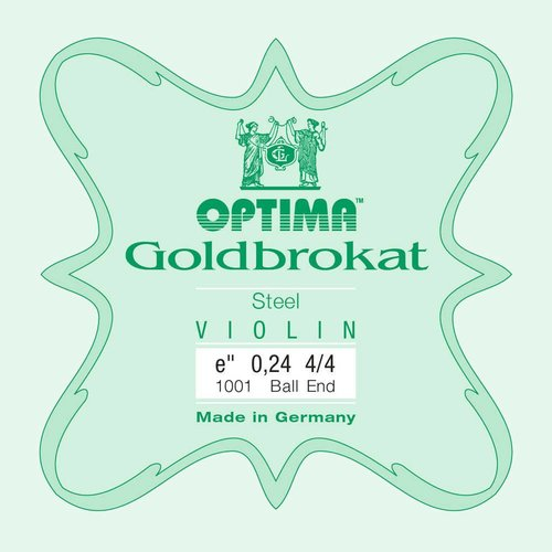 Lenzner Optima Violin strings Lenzner Optima Goldbrokat