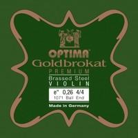 Lenzner Optima Viool snaren Lenzner Optima Goldbrokat Premium Brass