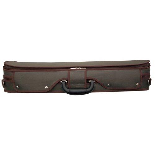 4strings Violin case deluxe wood water resistant cover