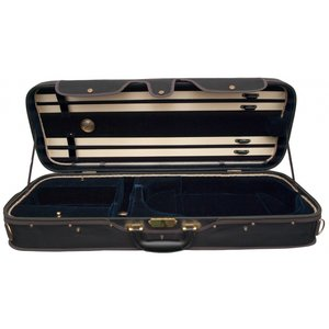 4strings Viola case wood water resistant cover - adjustable