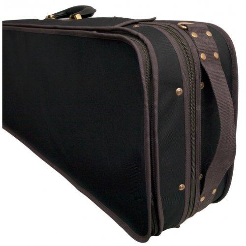 4strings Viola case wood water resistant cover - adjustable