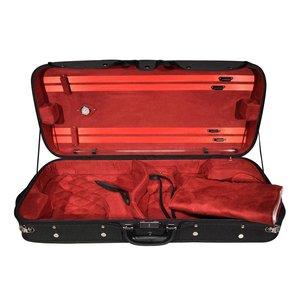 4strings Combi koffer hout voor viool en altviool
