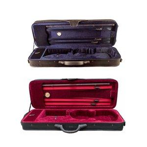 4strings Viool koffer etude langwerpig