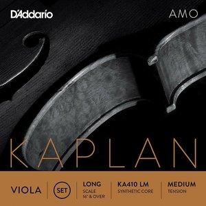 D'Addario Cordes pour alto D'Addario Kaplan Amo