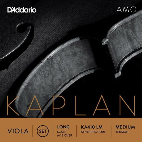 D'Addario Viola strings D'Addario Kaplan Amo