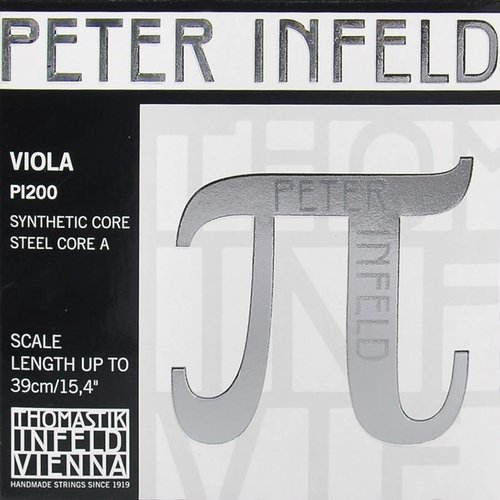 Thomastik-Infeld Viola strings Thomastik-Infeld Peter Infeld