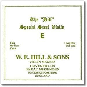 William E. Hill Viool snaren William E. Hill