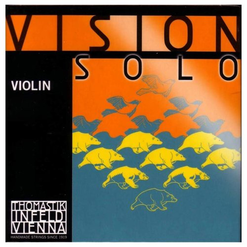 Thomastik-Infeld Violin strings Thomastik-Infeld Vision Solo