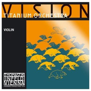 Thomastik-Infeld Violin strings Thomastik-Infeld Vision Titanium Orchestra