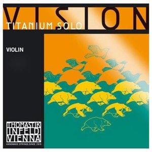 Thomastik-Infeld Cordes pour violon Thomastik-Infeld Vision Titanium Solo
