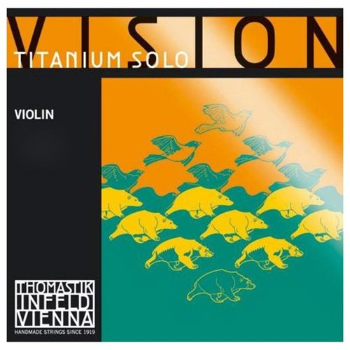 Thomastik-Infeld Violin strings Thomastik-Infeld Vision Titanium Solo