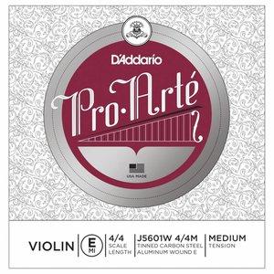 D'Addario Cordes pour violon D'Addario Pro Arte