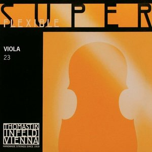 Thomastik-Infeld Viola strings Thomastik-Infeld Superflexible