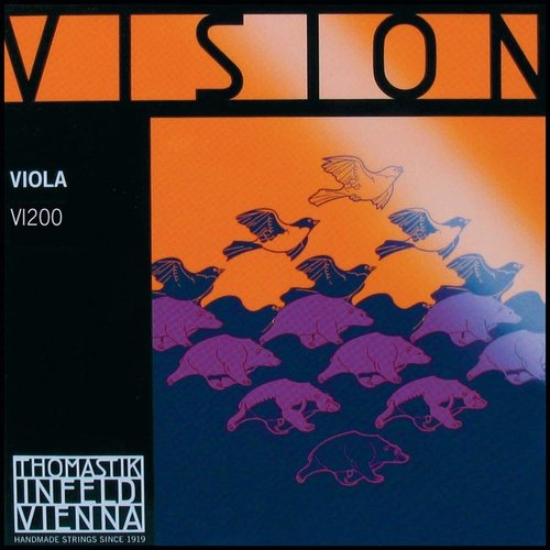 Thomastik-Infeld Viola strings Thomastik-Infeld Vision