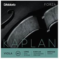 Viola strings D'Addario Kaplan Forza