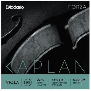 D'Addario Viola strings D'Addario Kaplan Forza