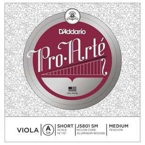 D'Addario Viola strings D'Addario Pro Arte