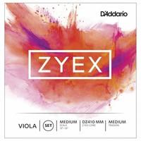 Viola strings D'Addario Zyex