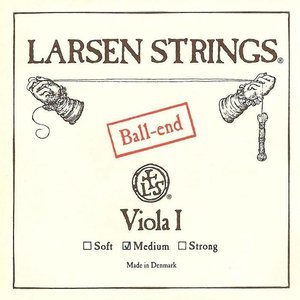 Larsen Viola strings Larsen Original