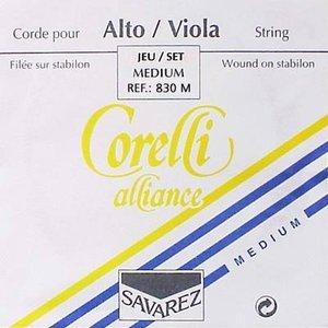 Savarez Corelli Viola strings Savarez Corelli Alliance