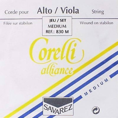 Savarez Corelli Viola strings Savarez Corelli Alliance