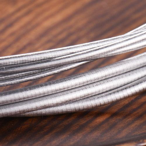 Aperçu des cordes en acier