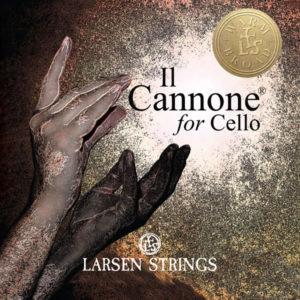 Larsen Cordes pour violoncelle Larsen Il Cannone