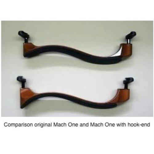Mach One Mach One viola shoulder rest leather hook end