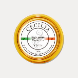Andrea / Cecilia Colophane  Andrea / Cecilia Signature violon mini