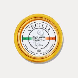 Andrea / Cecilia Colophane  Andrea / Cecilia Signature alto mini