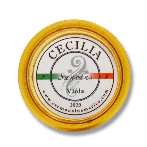 Andrea / Cecilia Colophane Andrea / Cecilia Sanctus alto