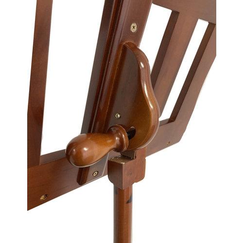 4strings Pupiter hout rustiek opengewerkt gesatineerd