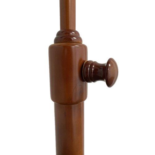 4strings  Pupiter hout rustiek vol gesatineerd