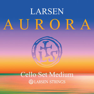 Larsen Cello strings Larsen Aurora