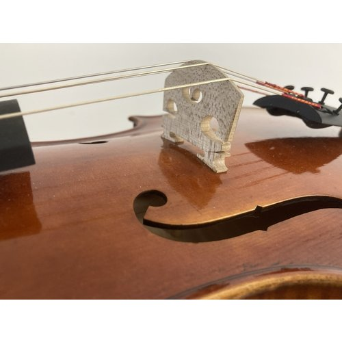 Scott Cao Scott Cao altviool Conservatory 4/4 Guarneri del Gesù kopie