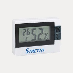 Stretto Stretto hygrometer en thermometer