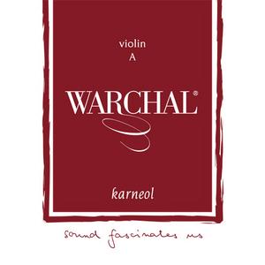Warchal Cordes pour violin Warchal Karneol