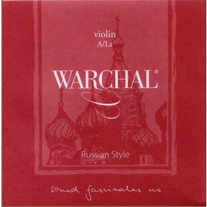 Warchal Violin strings Warchal Russian Style A