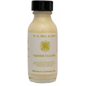 William E. Hill W.E. Hill varnish cleaner for string instruments