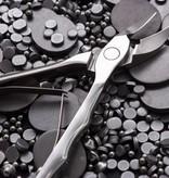 STALENA  Pince à ongles grande, courbée avec poignée ergonomique K-20 (N7-62-18) NOUVEAU!