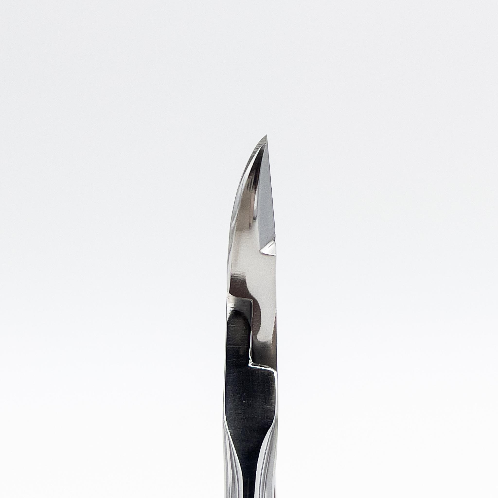 STALENA Pince à ongles droite, medium avec poignée ergonomique K-17 (N7-60-17)