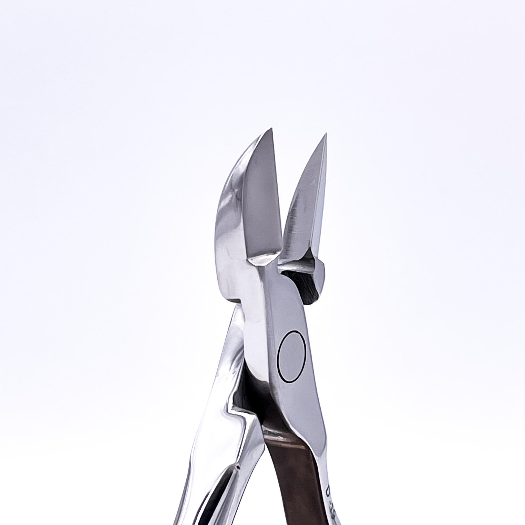 STALENA  Pince à ongles Diabètes droite, grande avec poignée ergonomique D-19 (N7-60-18)