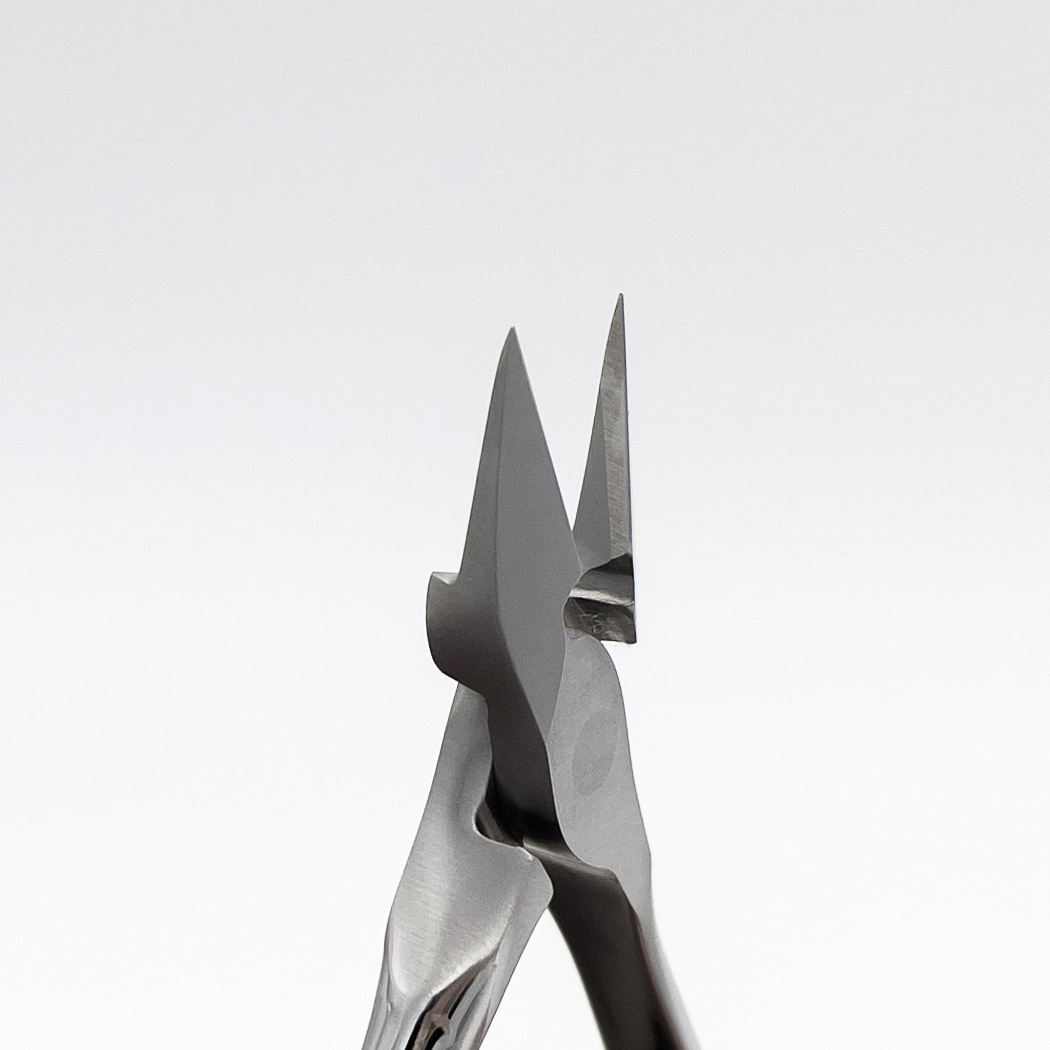 STALENA Hoektang spits  - schuine bek 14 mm KM-05 (N3-61-14)