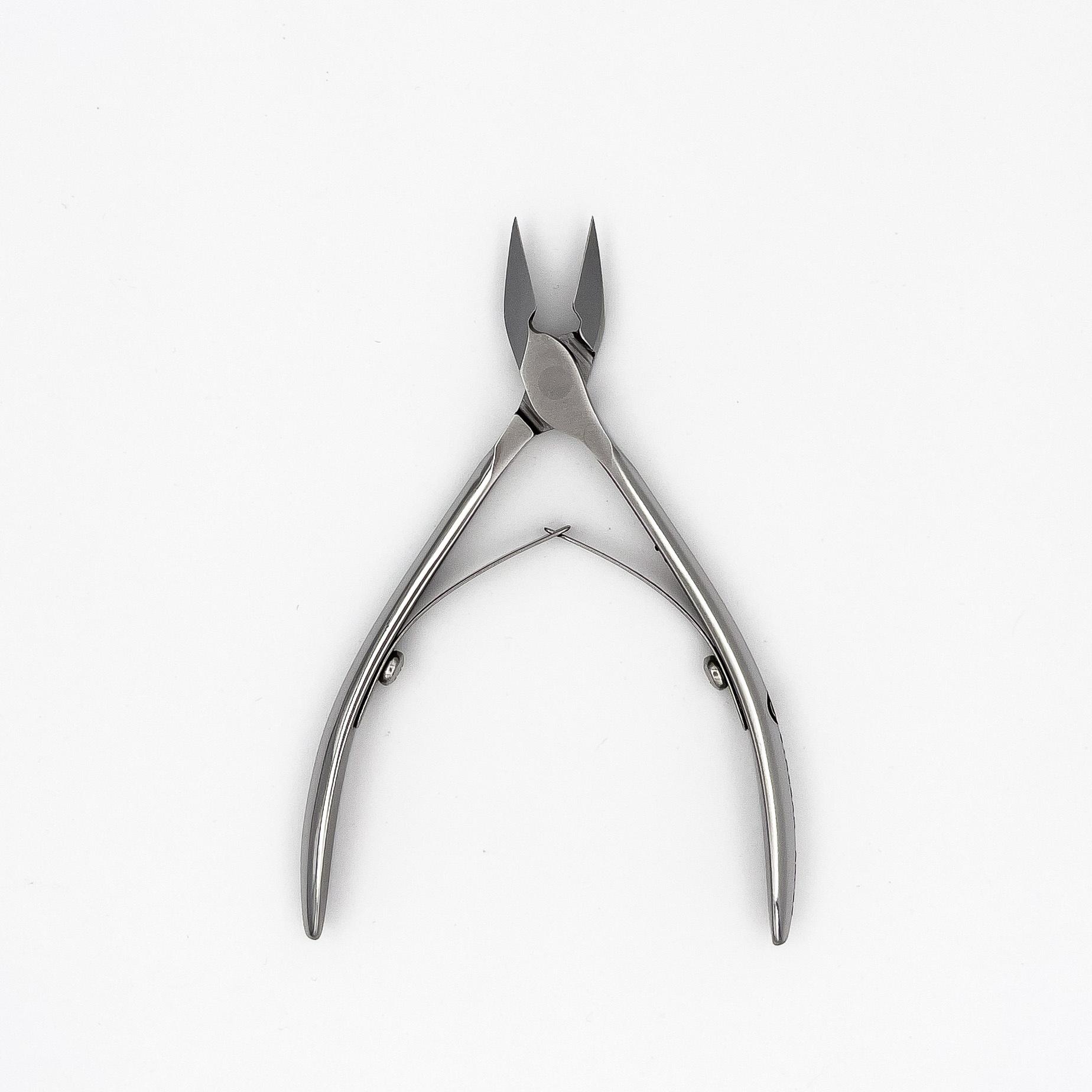STALENA Pince à ongles incarnés - bec oblique 14 mm KM-05 (N3-61-14)