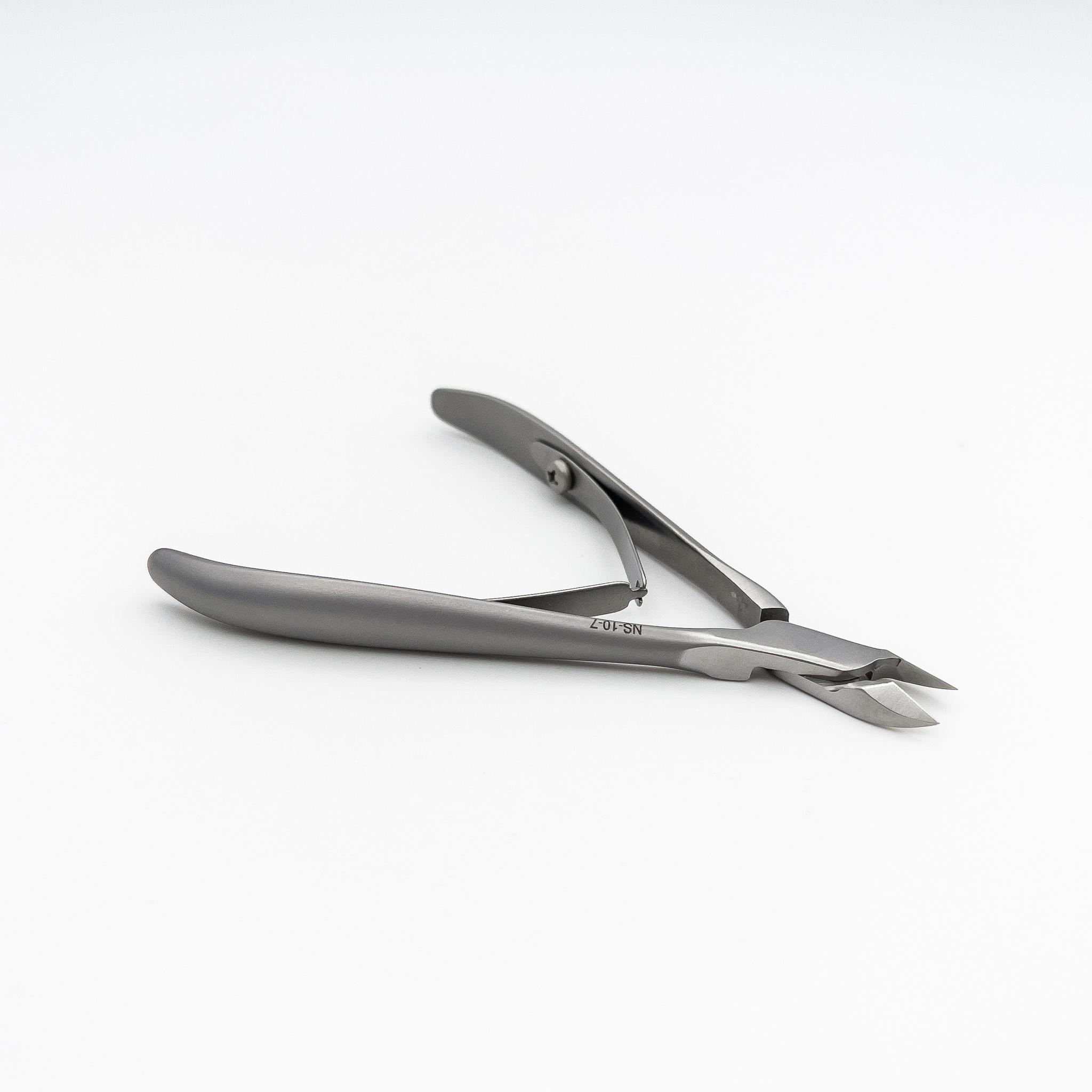 STALENA Pince à peau 7 mm - poignée courte N3-10-07 (KM-007) NOUVEAU!