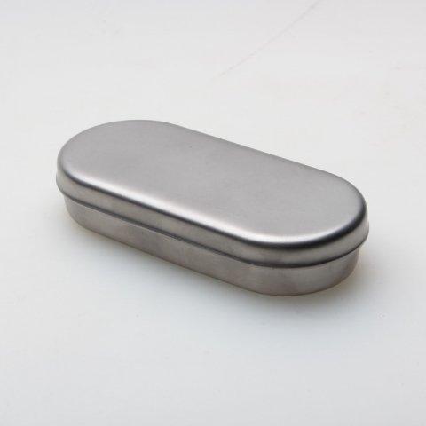 Instrumentendoos met deksel voor freesjes - Inox (ID)