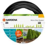 Gardena Micro Drip startset voor rijplanten en heggen - 50m