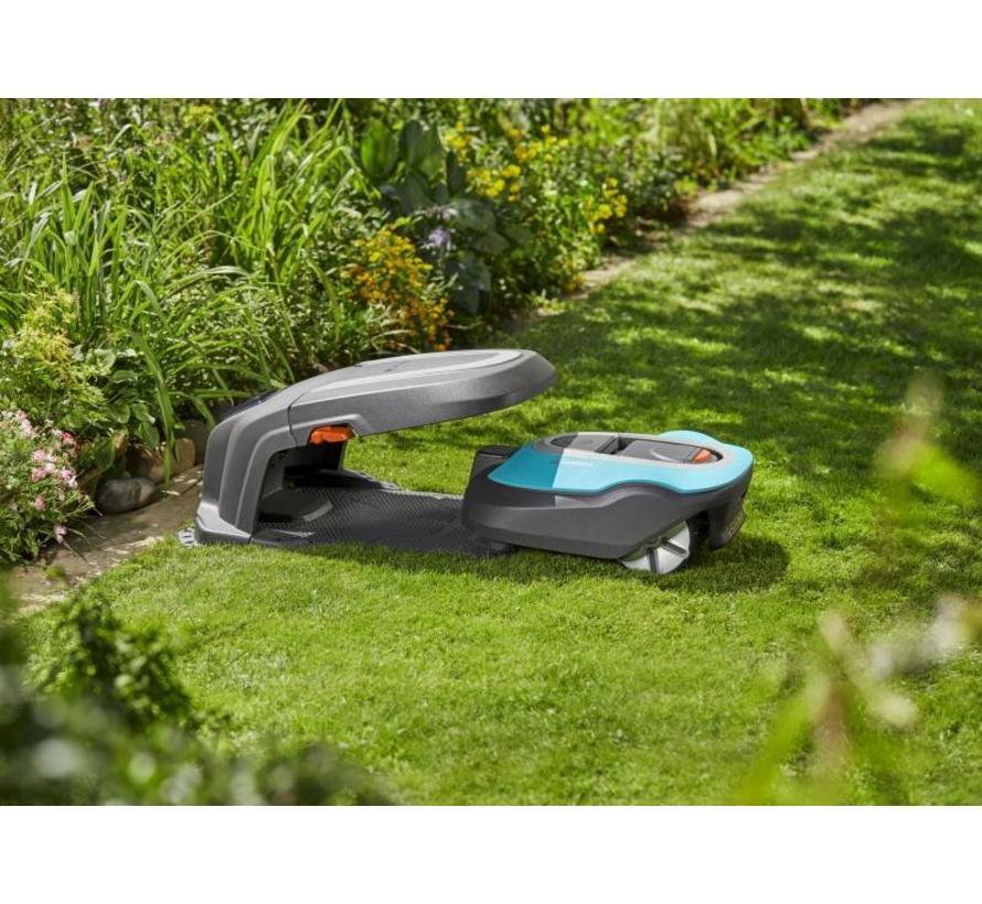 Gardena Robotgarage Sileno