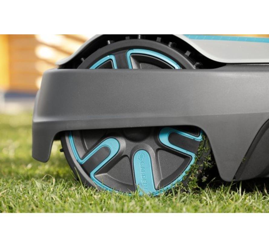 Gardena Robotmaaier Sileno City 500